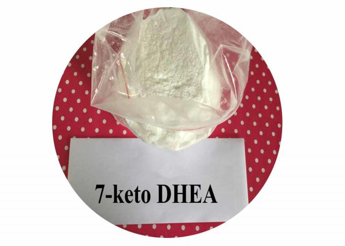 Purity  98% Steroid Hormones Powder , Dehydroepiandrosterone Acetate 853-23-6 Anti Aging