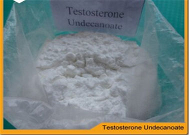 China Testosterona cristalina branca CAS esteroide 5949-44-0 do pó de Testostero Undecanoate do body building distribuidor